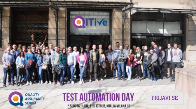 Test Automation Dan