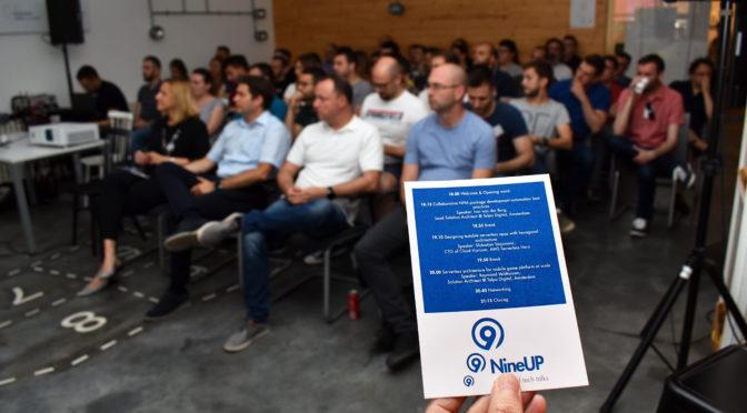 NineUP - napredni tech razgovori u kompaniji Levi9