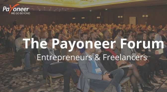 The Payoneer Forum u Beogradu