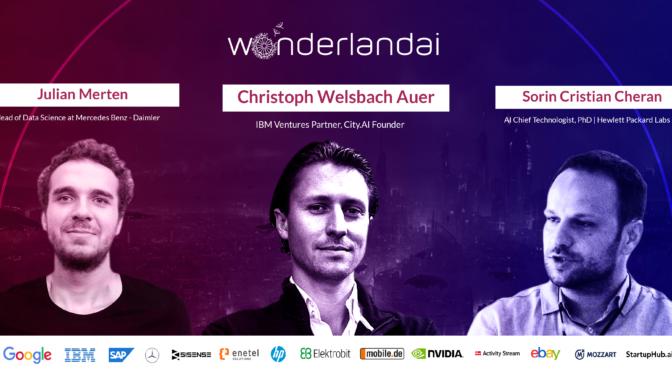 Wonderland AI Summit stiže u Beograd
