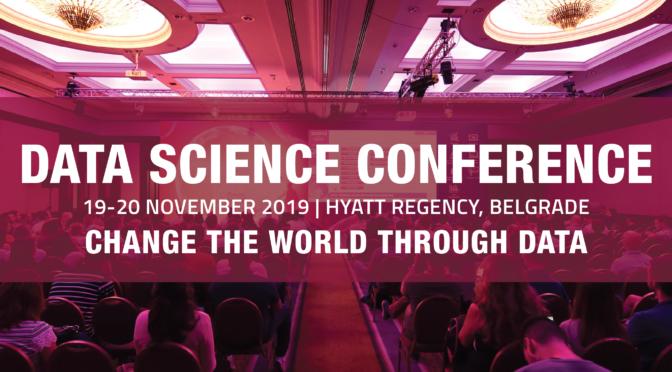 Data Science Conference - posetite najveću Evropsku konferenciju posvećenu nauci o podacima