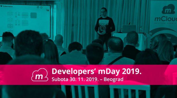 Developers' mDay 2019. u Beogradu