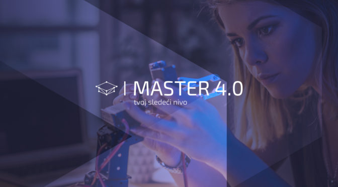 Od januara dva nova Master 4.0 programa