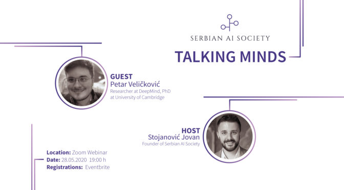 Prva Talking Minds diskusija o veštačkoj inteligenciji