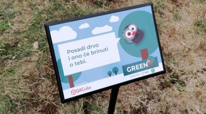 QACube and Sixsentix for a Greener City of Novi Sad