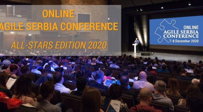 Agile Serbia Conference 2020: Najizazovnije zvezdano izdanje do sada
