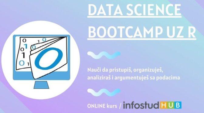 Data Science Bootcamp uz R: Nauči da pristupiš, organizuješ, analiziraš i argumentuješ s' podacima