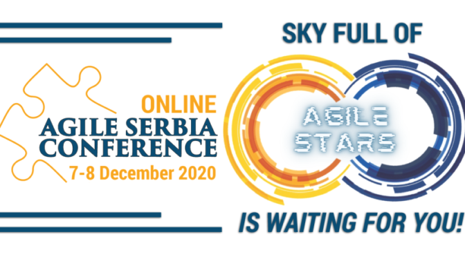 Agile Serbia konferencija: All-Stars izdanje 2020