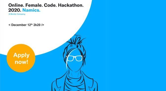 Takmičenje namenjeno ženama programerima