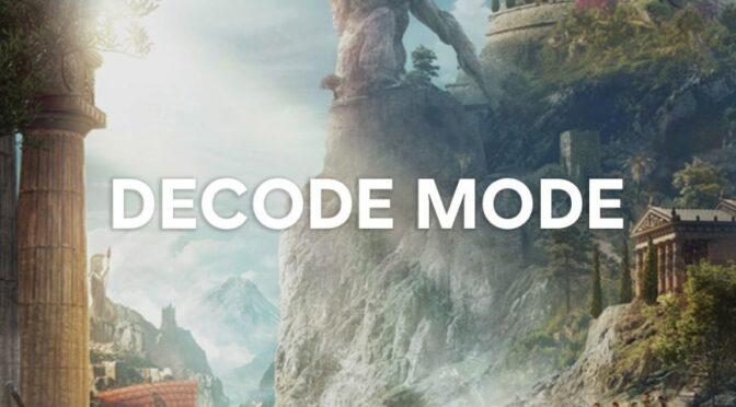 #Decodemode