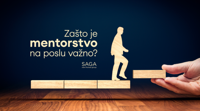 Zašto je mentorstvo na poslu važno?