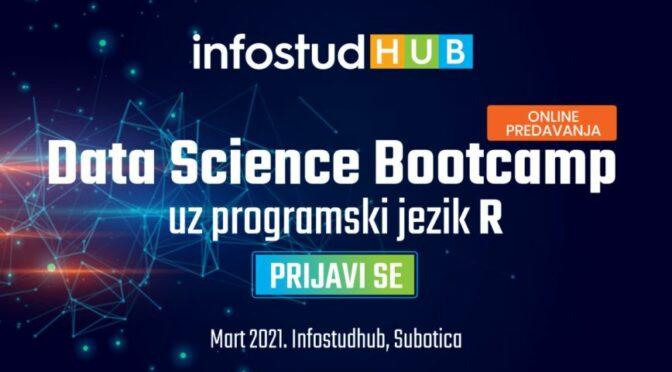 DataScience Bootcamp uz programski jezik R – online kurs