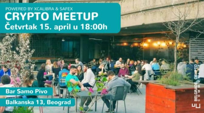 Belgrade Crypto Community MeetUp