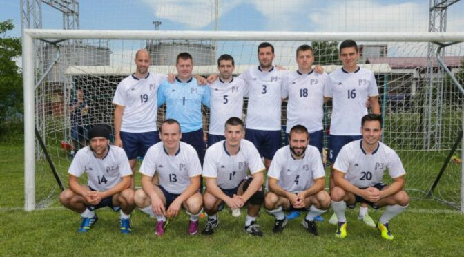 P3 |Serbia participating in football tournament