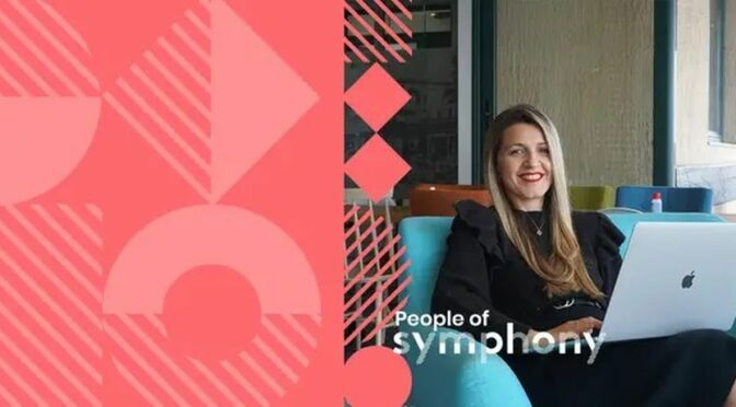 People of Symphony starring Anja Andric: Quality Assurance in focus – How it improved my skills and showed me which way to go