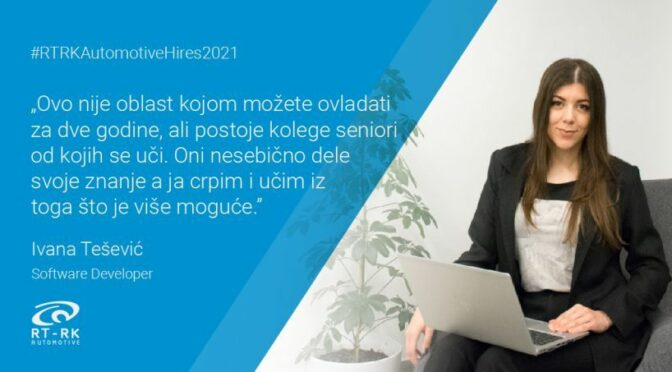 How I became a Medior Software Developer in two years - Ivana Tesevic