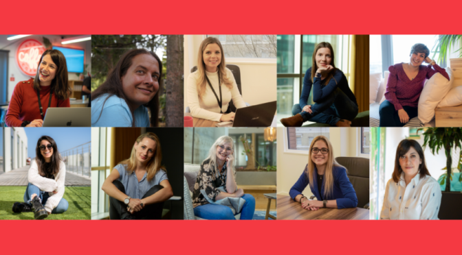 Defining success: Ten women at Catena Media talk about their inspirations, values and what success means to them