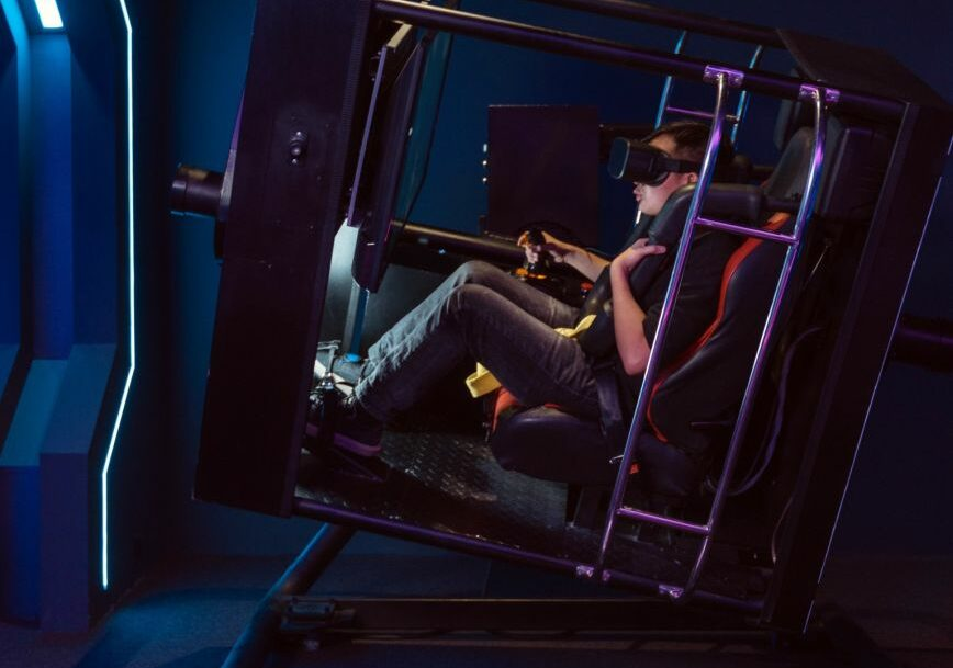 How does 3D Point Cloud create the future of authentic gaming experience?