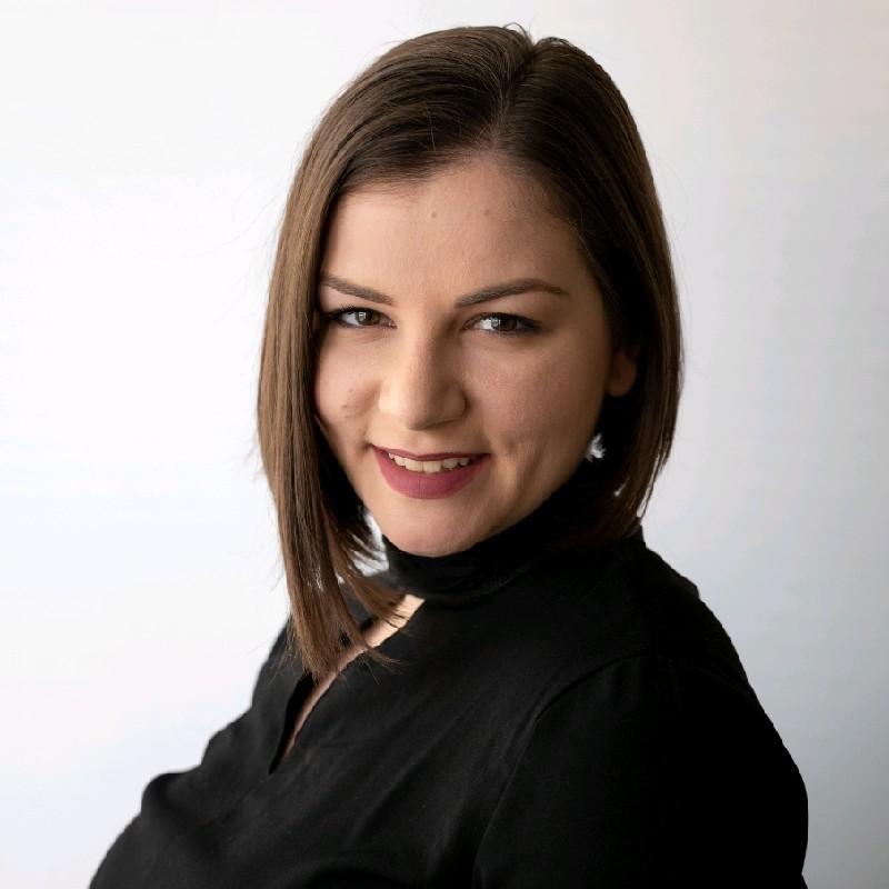 Milica Slavkovic , Recruitment Assistant